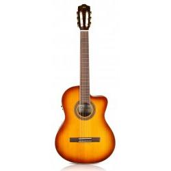 Cordoba C5-CE Sunburst Elektro Klasik Gitar
