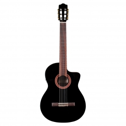 Cordoba C5-CEBK Elektro Klasik Gitar