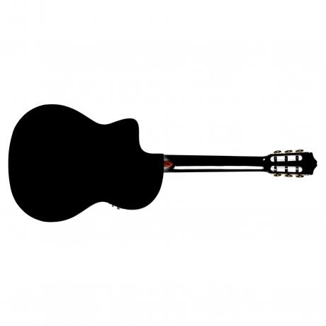Cordoba C5-CEBK Elektro Klasik Gitar<br>Fotoğraf: 3/6