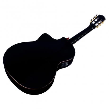 Cordoba C5-CEBK Elektro Klasik Gitar<br>Fotoğraf: 5/6