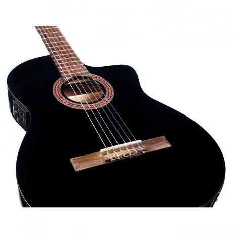 Cordoba C5-CEBK Elektro Klasik Gitar<br>Fotoğraf: 6/6