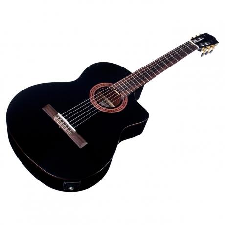 Cordoba C5-CEBK Elektro Klasik Gitar<br>Fotoğraf: 4/6
