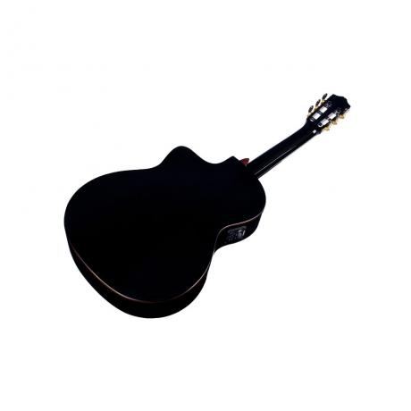 Cordoba C5-CETBK Elektro Klasik Gitar<br>Fotoğraf: 4/4