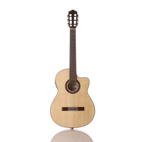 Cordoba C7-CESP IN Elektro Klasik Gitar<br>Fotoğraf: 1/4