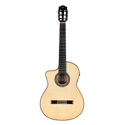 Cordoba GK Pro Negra Solak Elektro Klasik Gitar