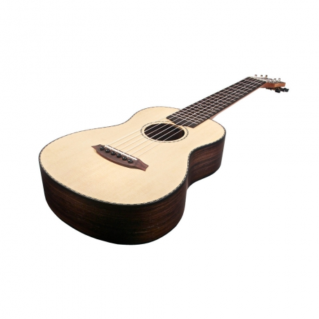 Cordoba Mini R Travel Guitar<br>Fotoğraf: 3/4