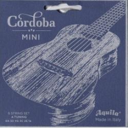 Cordoba Set La Akort Guilele Teli (6A 5D 4G 3C 2E)