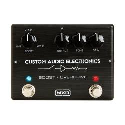 Custom Audio Electronics MC402 Boost & Overdrive Pedalı