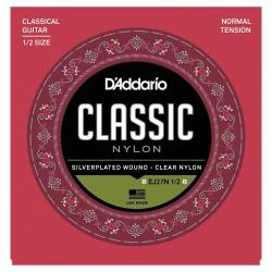 D'Addario Classic EJ27N 1/2 Normal Tansiyon Klasik Gitar Teli