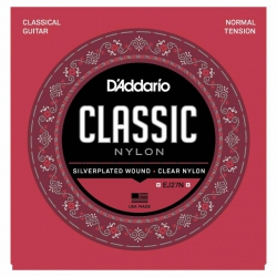 D'Addario EJ27N 4/4 Normal Tension Klasik Gitar Teli