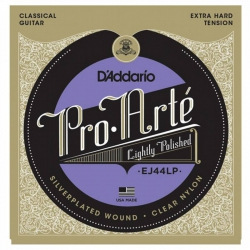 D'Addario EJ44LP Pro-Arte Polished Extra Hard Tansiyon Klasik Gitar Teli