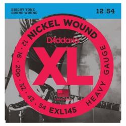 D'Addario EXL145 Elektro Gitar Teli (012-054)