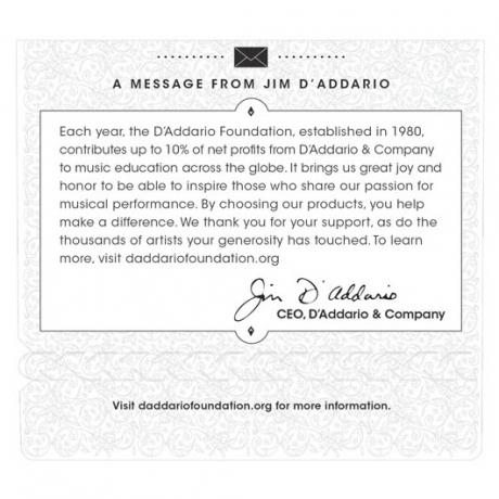 D'Addario EXP46 Pro-Arte Hard Tension Klasik Gitar Teli<br>Fotoğraf: 4/4