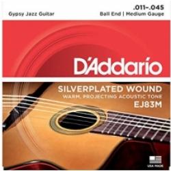 D'Addario Gypsy Jazz Akustik Gitar Teli (11-45)