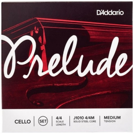 D'Addario J1010 4/4M Prelude Çello Teli<br>Fotoğraf: 1/1