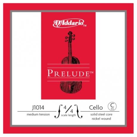 D'Addario J1014 4/4M Prelude C Çello Teli (Do)<br>Fotoğraf: 1/1
