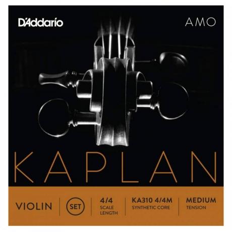 D&apos;Addario Kaplan KA310 4/4M Amo Keman Teli<br>Fotoğraf: 1/1