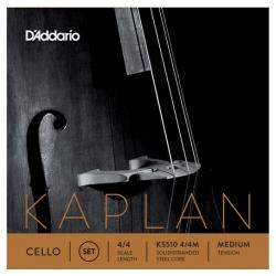 D'Addario KS510 4/4M Kaplan Çello Teli