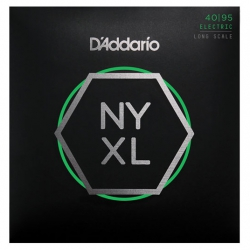 D'Addario NYXL4095 Bas Gitar Teli (040-095)