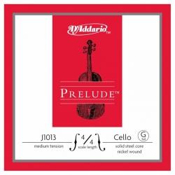 D'Addario Prelude J1013 4/4M Tek Çello Teli G (Sol)