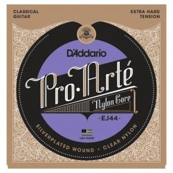 D'Addario Pro-Arte EJ44 Extra Hard Tansiyon Klasik Gitar Teli