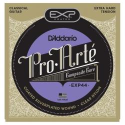 D'Addario Pro-Arte EXP44 Extra Hard Tansiyon Klasik Gitar Teli