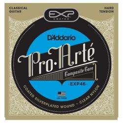 D'Addario Pro-Arte EXP46 Hard Tansiyon Klasik Gitar Teli