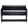 Dexibell H3 Home 88 Tuş Dijital Piyano (Siyah)<br>Fotoğraf: 1/3