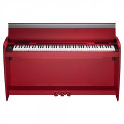 Dexibell H7 Home 88 Tuş Dijital Piyano (Mat Kırımızı)