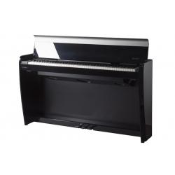 Dexibell H7 Home 88 Tuş Dijital Piyano (Parlak Siyah)