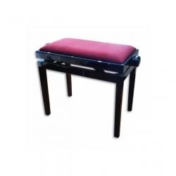 Discacciati Piyano Taburesi (Bordeaux Velvet)