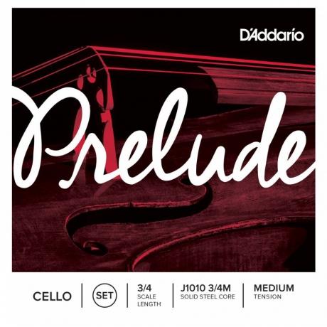 D&prime;Addario Prelude J1010 3/4M Çello Teli<br>Fotoğraf: 1/1