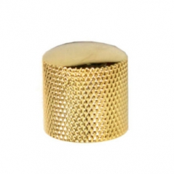 Dr. Parts Dome Knob (Gold)
