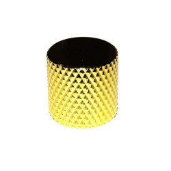 Dr. Parts MNB1/GD Dome Knob, Gold Potans Başlığı