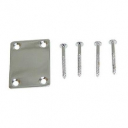Dr. Parts NP1/BK Neck Attachment Plate