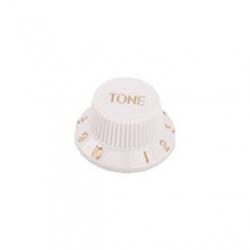 Dr Parts Plastic Tone Knob (Beyaz)