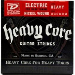 Dunlop DHCN1060 Heavy 6 Elektro Gitar Teli (10-60)