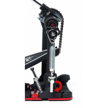 dw Drums DW 5000 Accelerator Single Bass Pedal<br>Fotoğraf: 4/5
