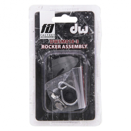 Dw Drums DWSM018-3 Rocker Assembly  Rocker<br>Fotoğraf: 1/1