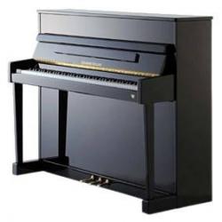 Eduard Seiler Model 116 Solist Akustik Duvar Piyanosu (Parlak Siyah)