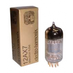 Electro Harmonix 12 AX 7 Tube ( Altın Pin )