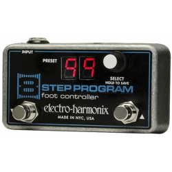 Electro Harmonix 8 Step Program Expression Pedal