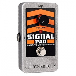 Electro Harmonix Attenuator Nano Signal Pad Passive Pedalı