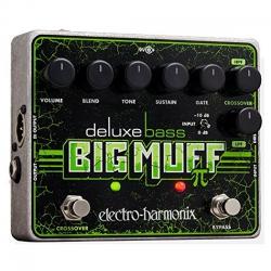 Electro Harmonix Deluxe Bass Big Muff Pi Bass Efekt Pedalı
