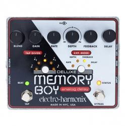 Electro Harmonix Deluxe Memory Boy Delay Pedalı