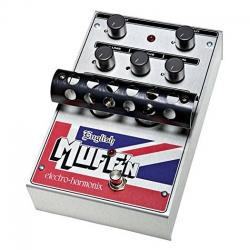 Electro Harmonix English Muff'n Tube Overdrive Pedal