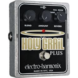 Electro Harmonix Holy Grail Plus Reverb Pedalı