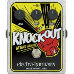 Electro Harmonix Knockout Attack Equalizer Reissue Pedalı