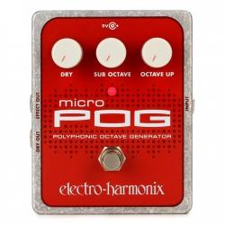 Electro Harmonix Micro Pog Octave Pedalı