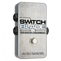 Electro Harmonix Nano Switchblade Passive Channel Selector Pedal